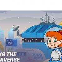 Screenshot of SAE's Digital Citizenship site
