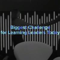 Biggest Challenge for Learning Leaders Today Title Text