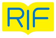 Reading is Fundamental (RIF) logo