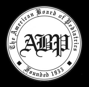 American Board of Pediatrics logo