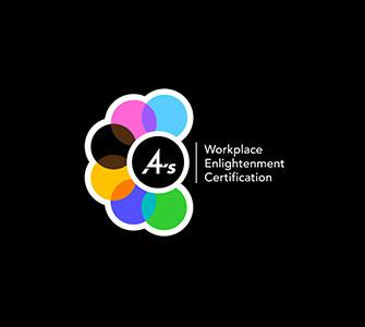 4As Workplace Enlightenment Certification logo